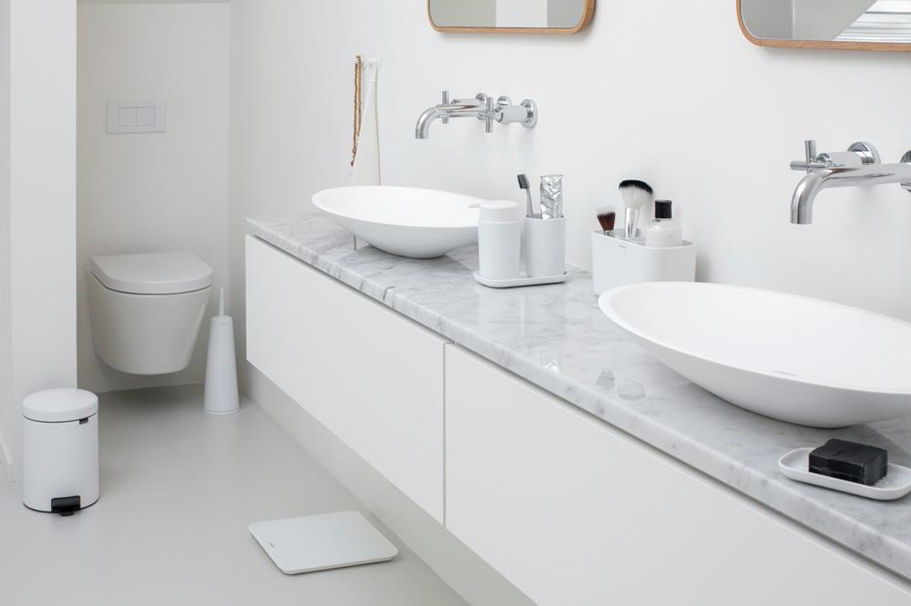 Кутия за аксесоари за баня Brabantia, White(3)