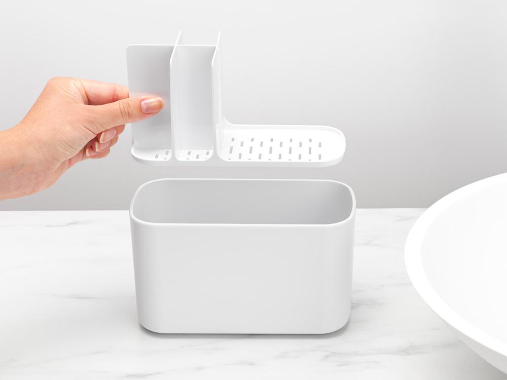Кутия за аксесоари за баня Brabantia, White(7)