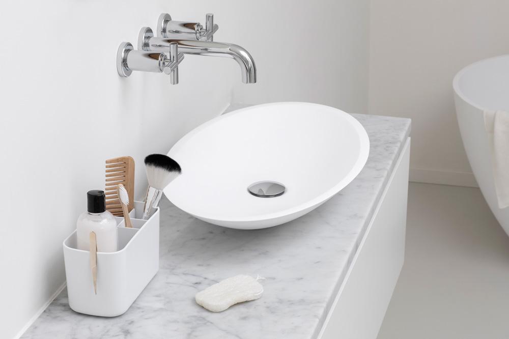 Кутия за аксесоари за баня Brabantia, White(9)