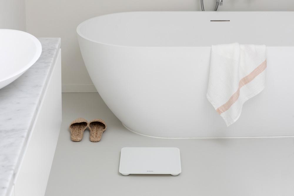Дигитална везна за баня Brabantia, White(5)