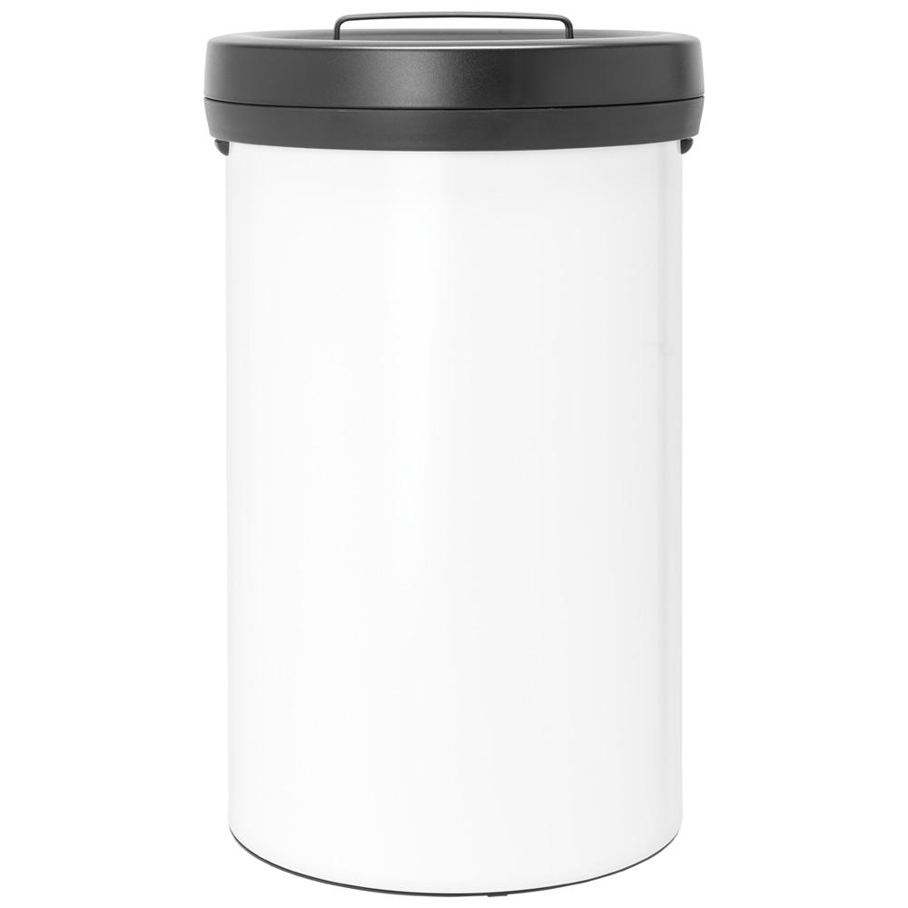 Кош за смет Brabantia 60L, White, Dark Grey капак(1)