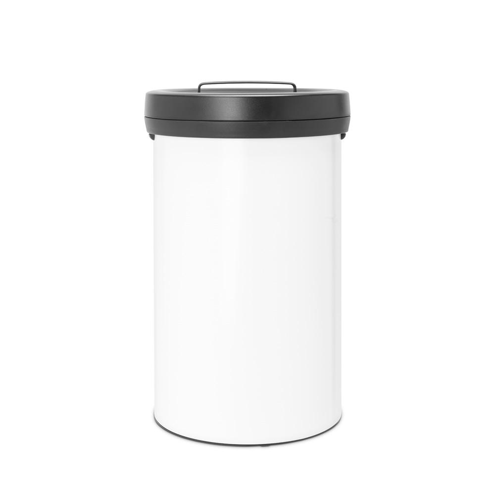 Кош за смет Brabantia 60L, White, Dark Grey капак(5)