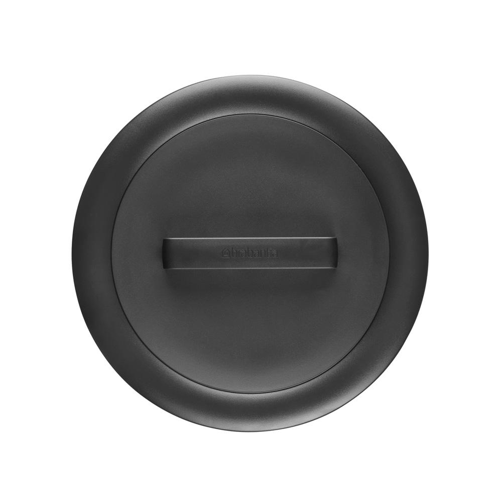 Кош за смет Brabantia 60L, White, Dark Grey капак(6)