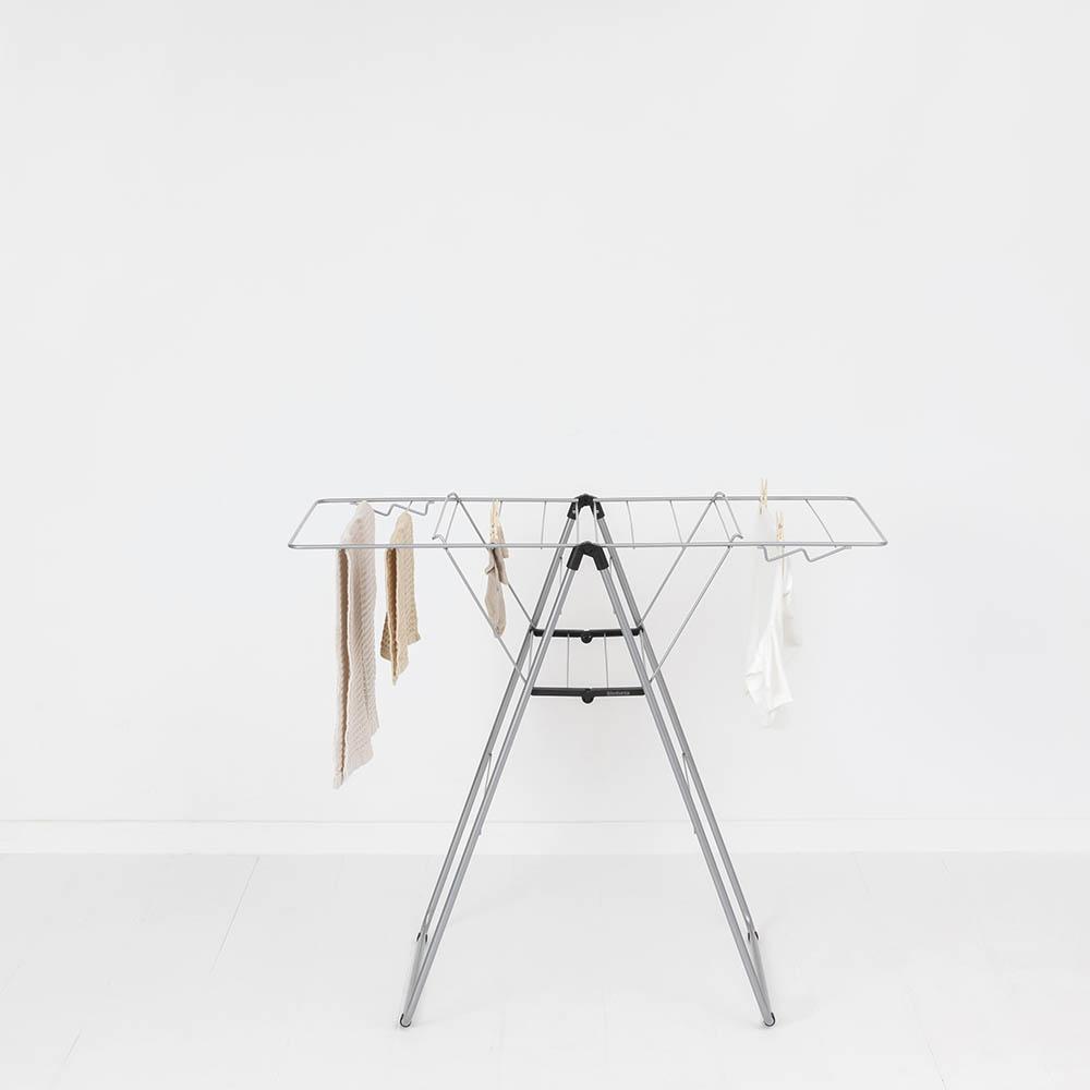 Сушилник за дрехи Brabantia Hangon, 15m, Metallic Grey(11)