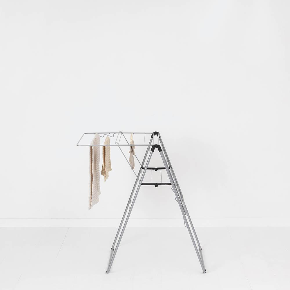 Сушилник за дрехи Brabantia Hangon, 15m, Metallic Grey(13)