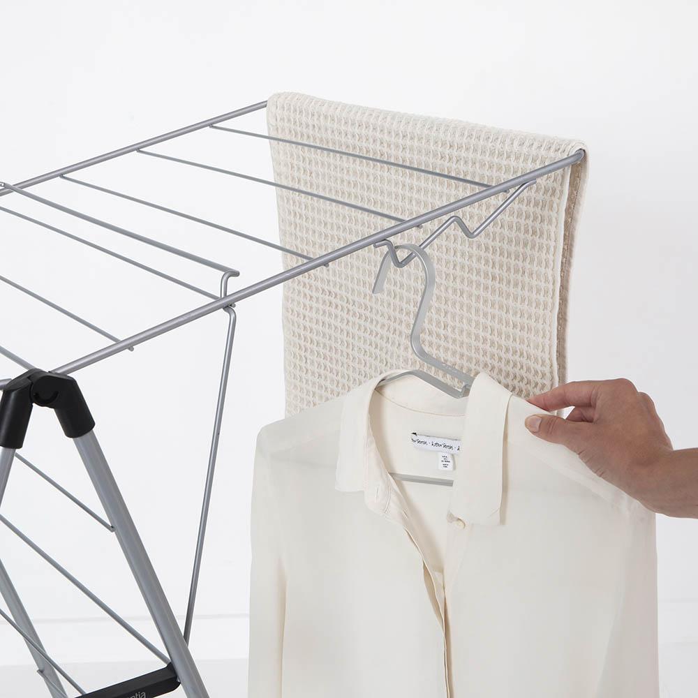 Сушилник за дрехи Brabantia Hangon, 15m, Metallic Grey(17)