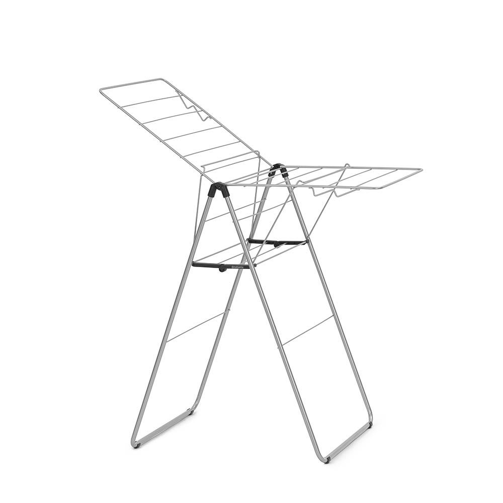 Сушилник за дрехи Brabantia Hangon, 15m, Metallic Grey(2)