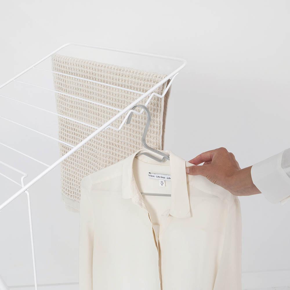 Сушилник за дрехи Brabantia Hangon, 20m, Fresh White(16)