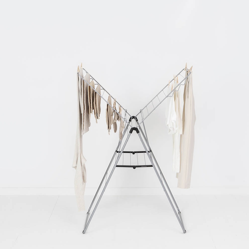 Сушилник за дрехи Brabantia Hangon, 20m, Metallic Grey(12)