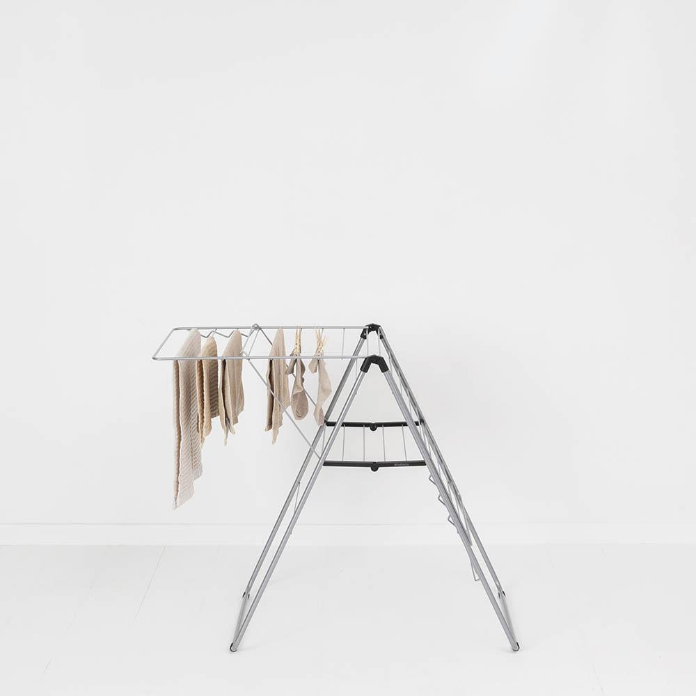 Сушилник за дрехи Brabantia Hangon, 20m, Metallic Grey(13)