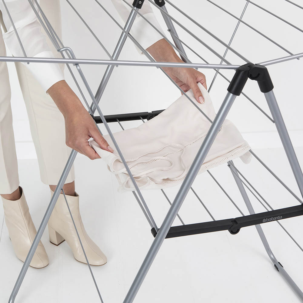 Сушилник за дрехи Brabantia Hangon, 20m, Metallic Grey(16)