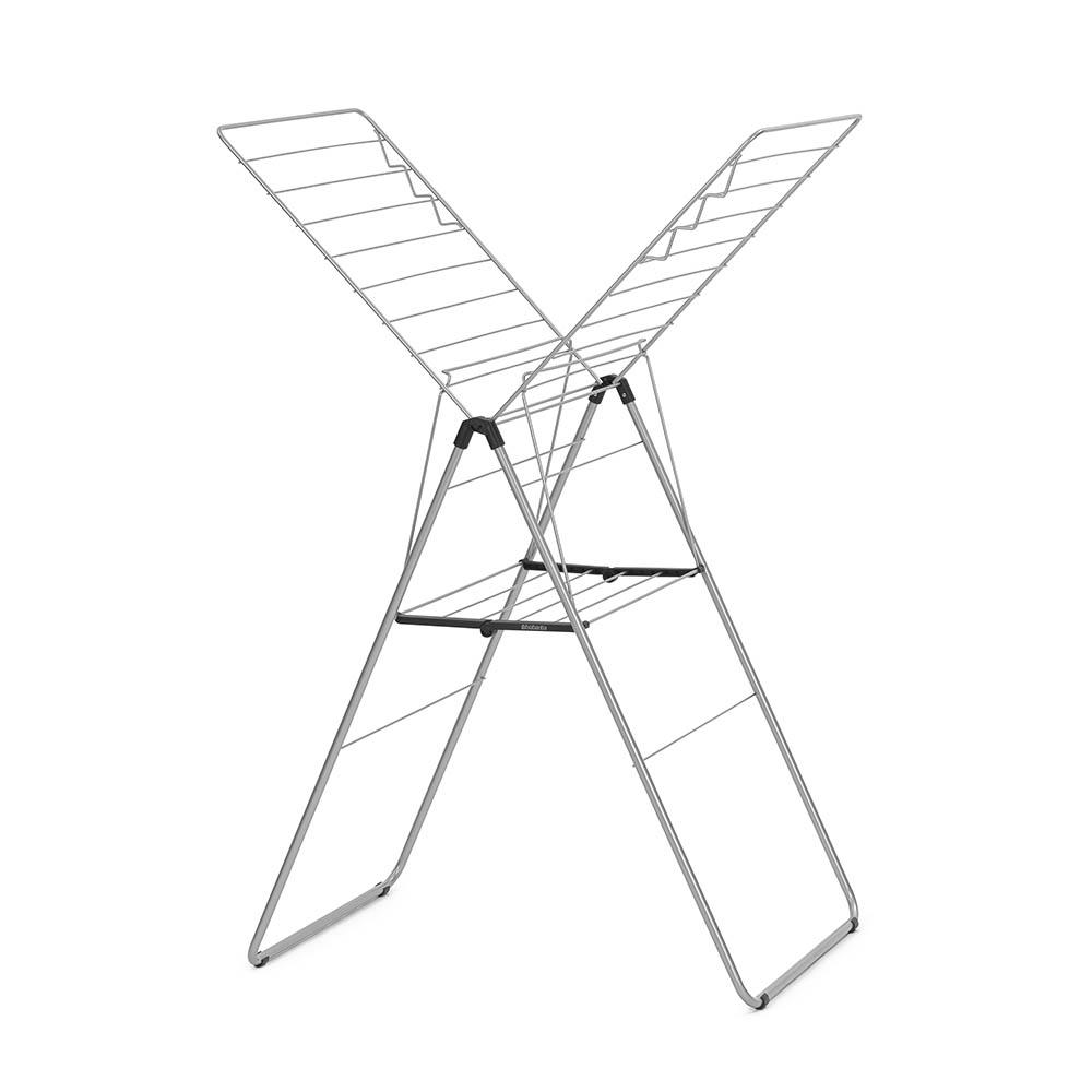 Сушилник за дрехи Brabantia Hangon, 20m, Metallic Grey(3)