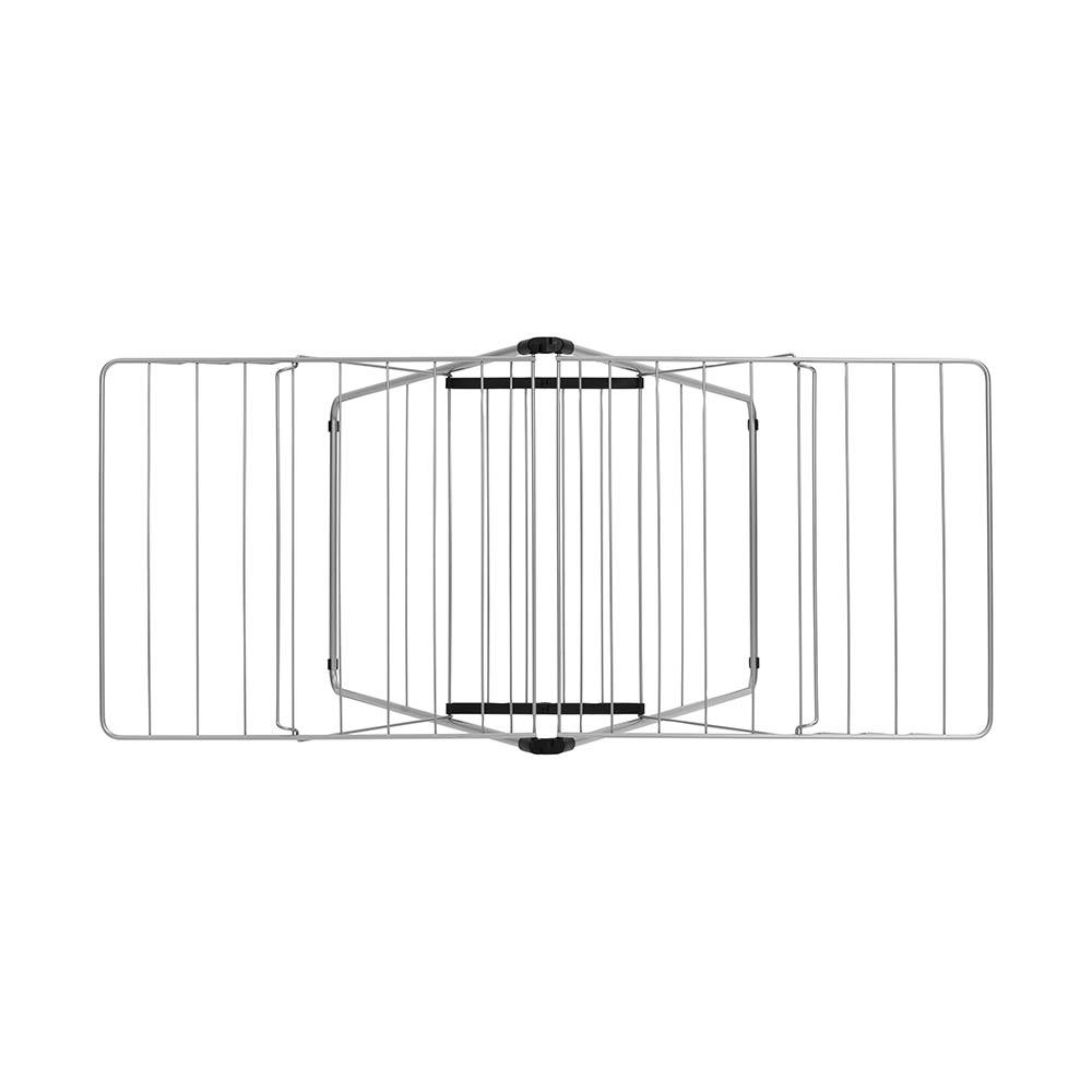 Сушилник за дрехи Brabantia Hangon, 20m, Metallic Grey(9)
