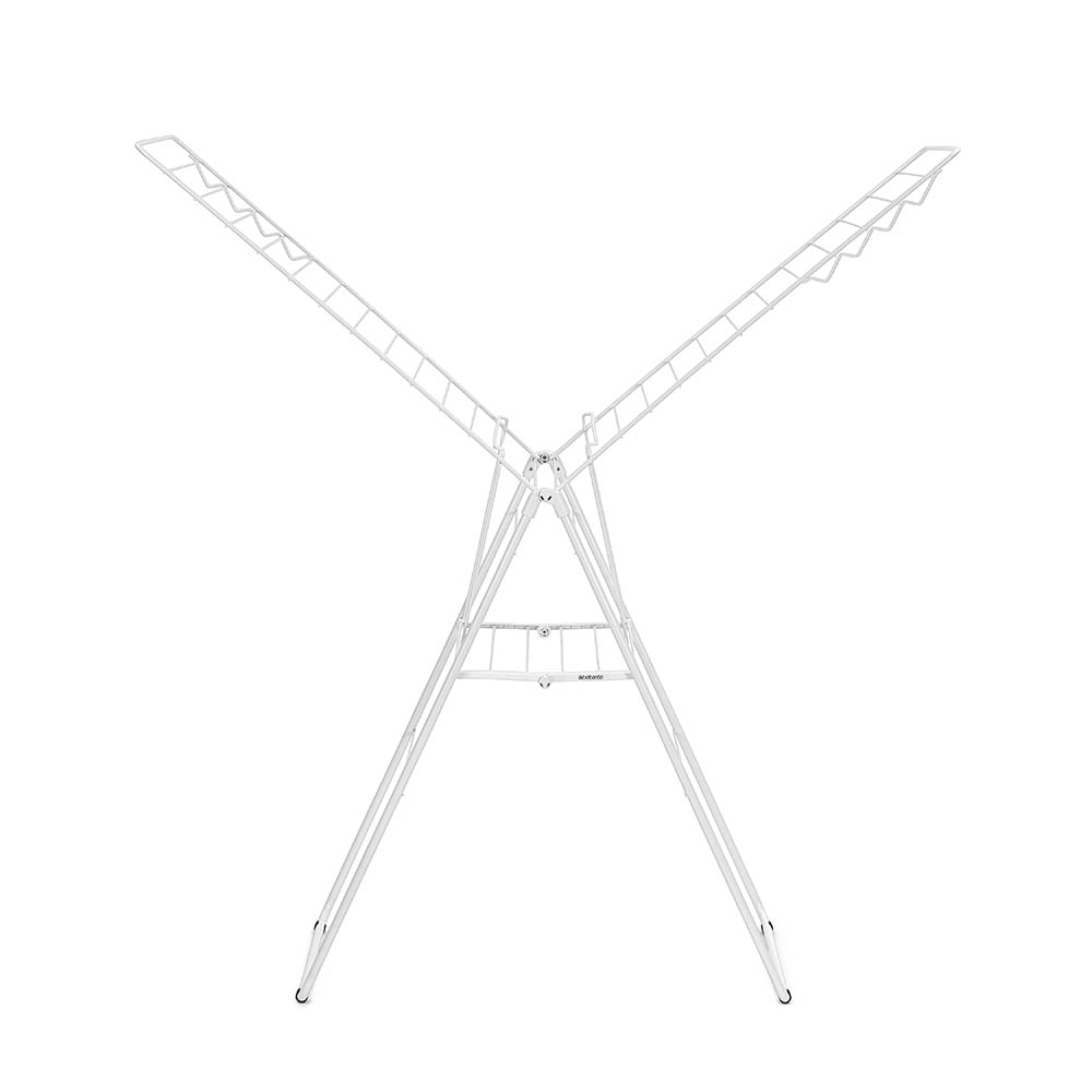 Сушилник за дрехи Brabantia Hangon, 25m, Fresh White
