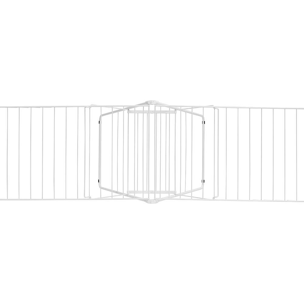 Сушилник за дрехи Brabantia Hangon, 25m, Fresh White(9)
