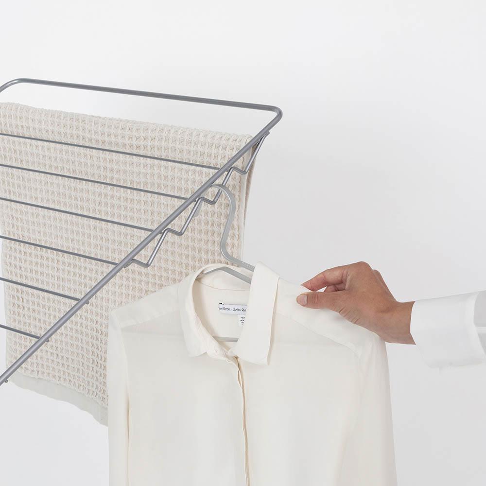 Сушилник за дрехи Brabantia Hangon, 25m, Metallic Grey(17)