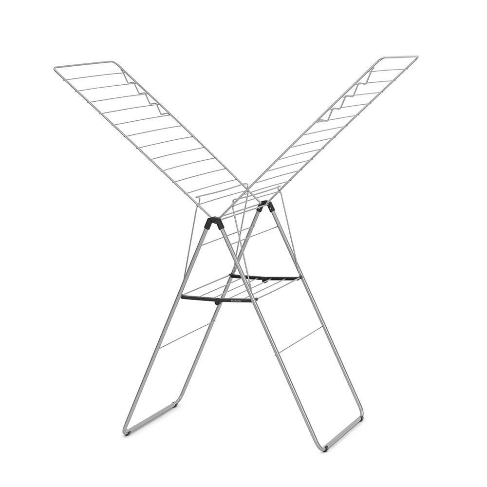 Сушилник за дрехи Brabantia Hangon, 25m, Metallic Grey(3)
