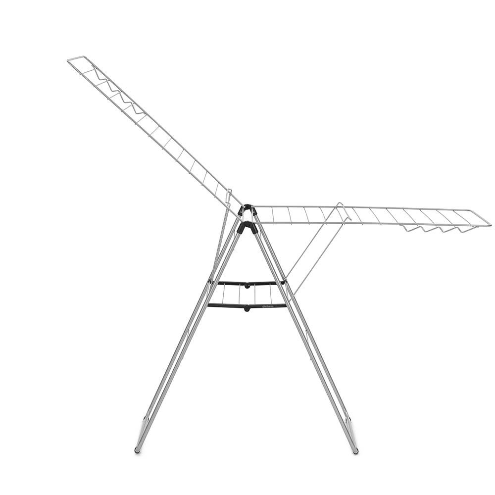 Сушилник за дрехи Brabantia Hangon, 25m, Metallic Grey(6)