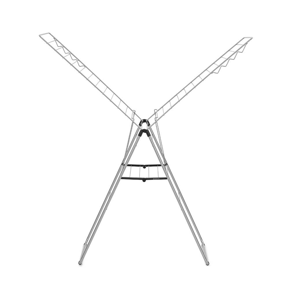 Сушилник за дрехи Brabantia Hangon, 25m, Metallic Grey(7)