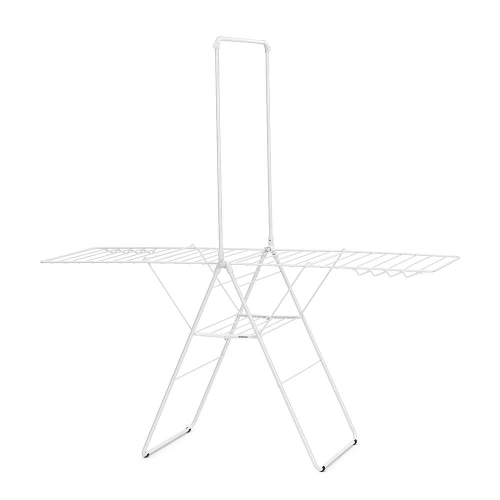 Сушилник за дрехи Brabantia Hangon, 25m, допълнителен прът, Fresh White(1)