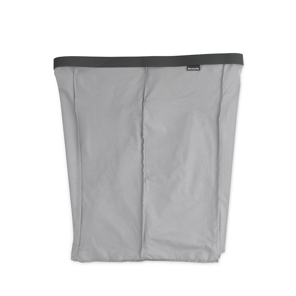 Торба за пране Brabantia за кош за пране Brabantia Bo, 2x45L, Grey