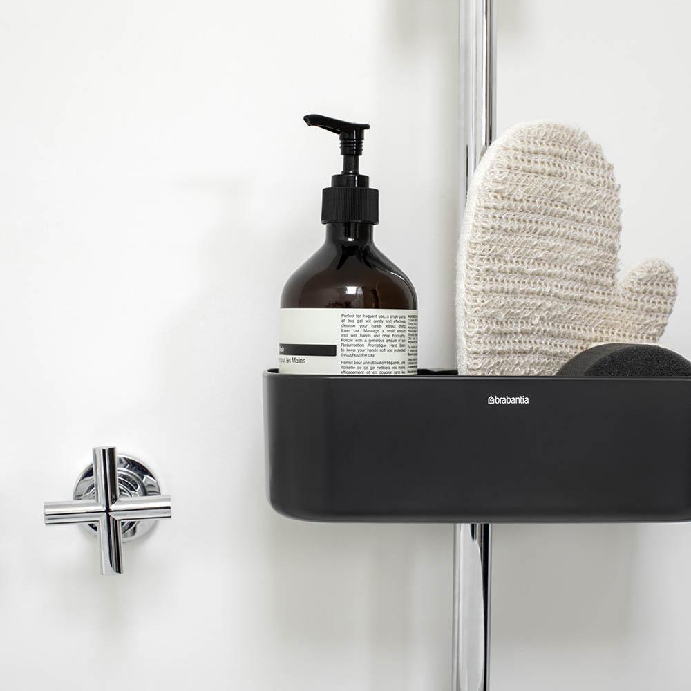 Органайзер за душ Brabantia, Dark Grey(7)