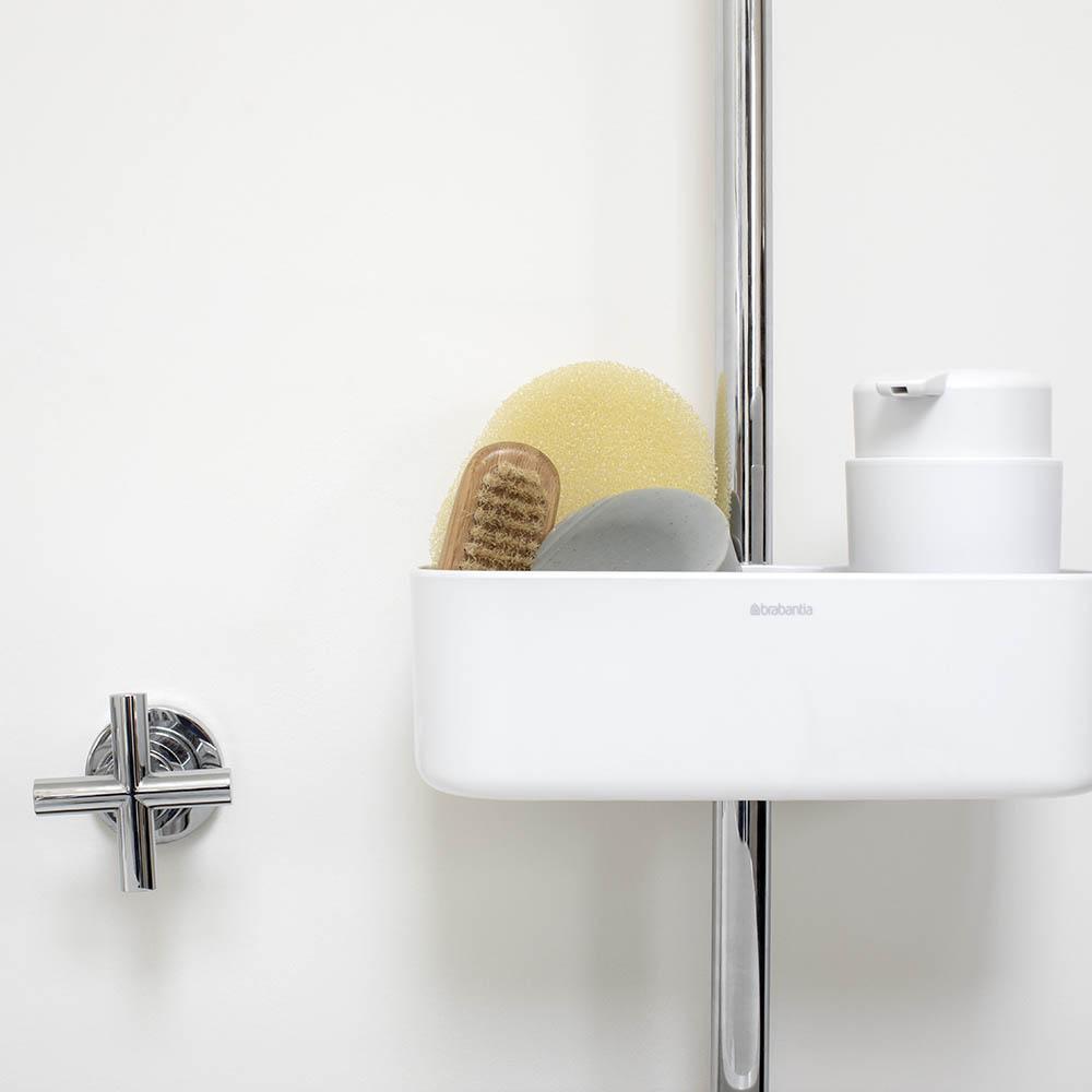 Органайзер за душ Brabantia, White(6)