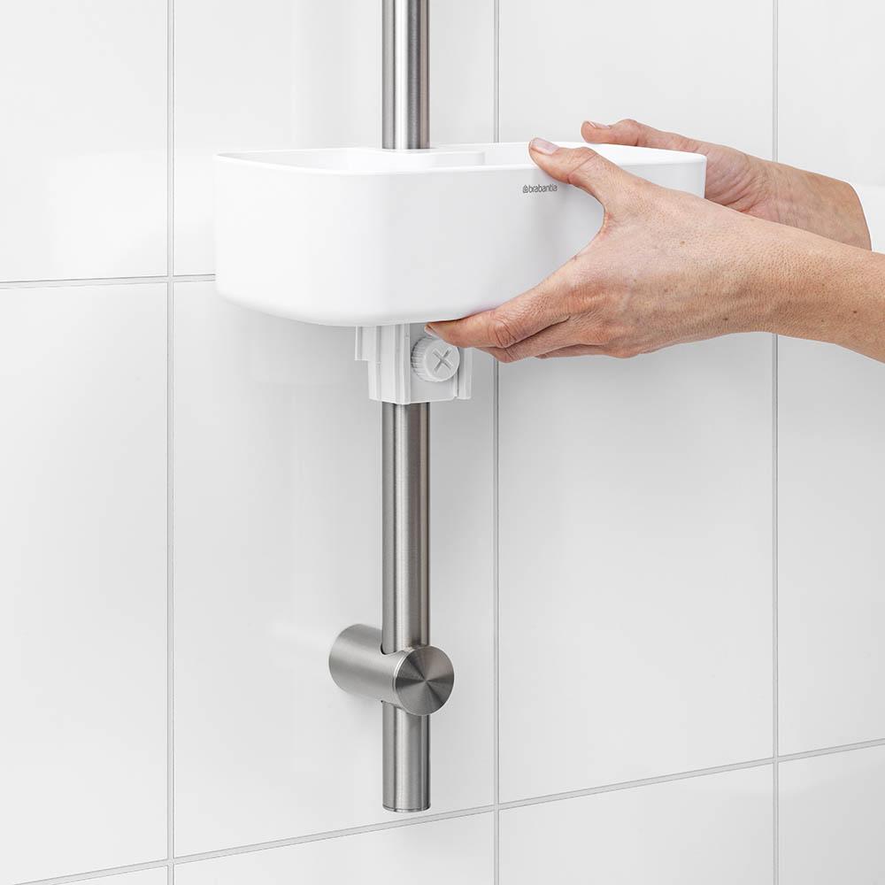 Органайзер за душ Brabantia, White(9)