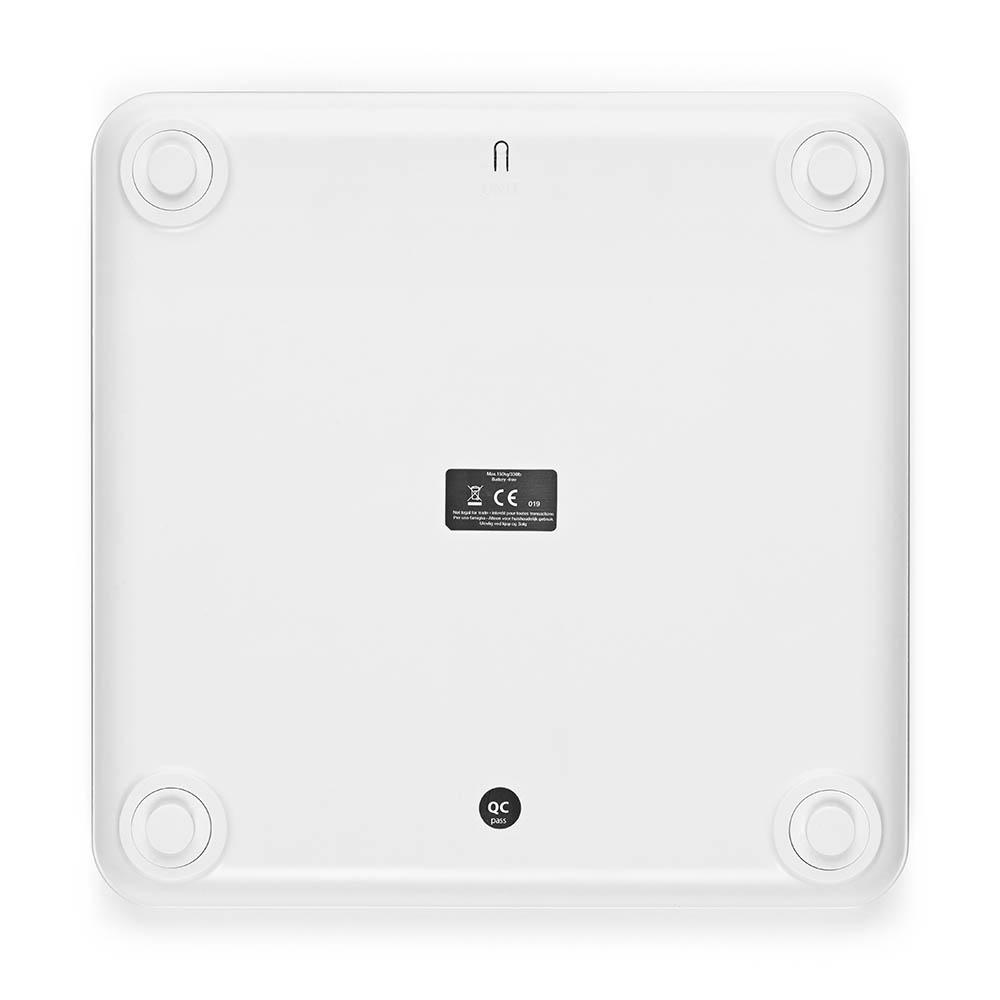 Дигитална везна за баня Brabantia, работа без батерии, White(3)