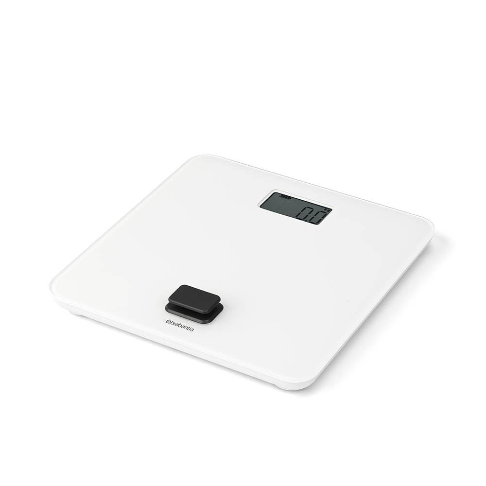 Дигитална везна за баня Brabantia, работа без батерии, White(8)