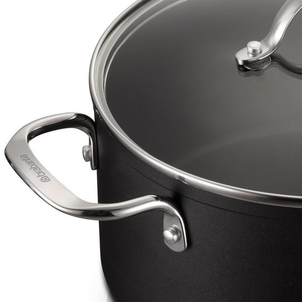 Комплект съдове за готвене Brabantia Chrome(6)