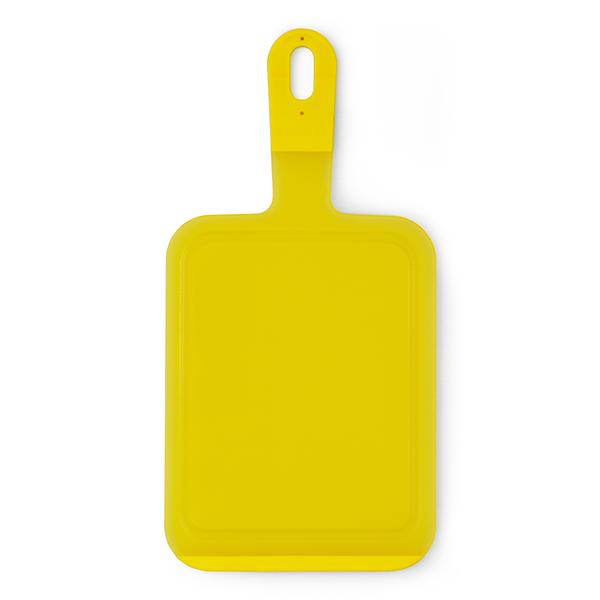 Дъска за рязане Brabantia Tasty Colours Yellow, малка