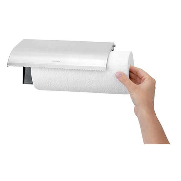 Поставка за кухненска хартия Brabantia Matt Steel(1)