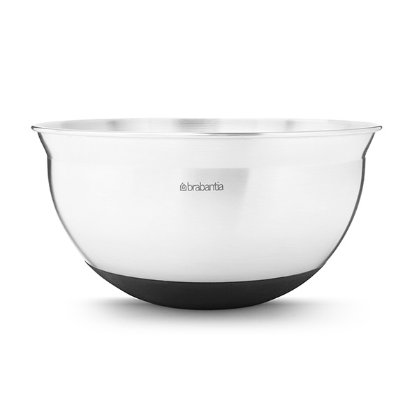 Купа за бъркане Brabantia Profile 1.6L, Matt Steel / Black