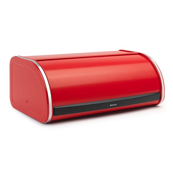 Кутия за хляб Brabantia Roll Top Passion Red(1)