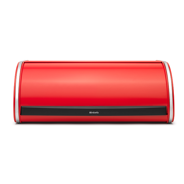 Кутия за хляб Brabantia Roll Top Passion Red