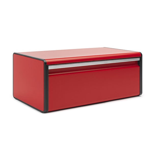 Кутия за хляб Brabantia Fall Front Passion Red(1)