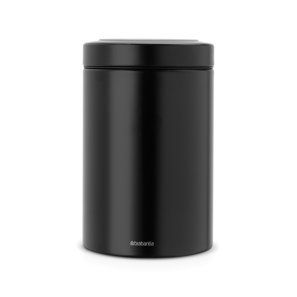 Буркан Brabantia Window Lid 1.4L, Black