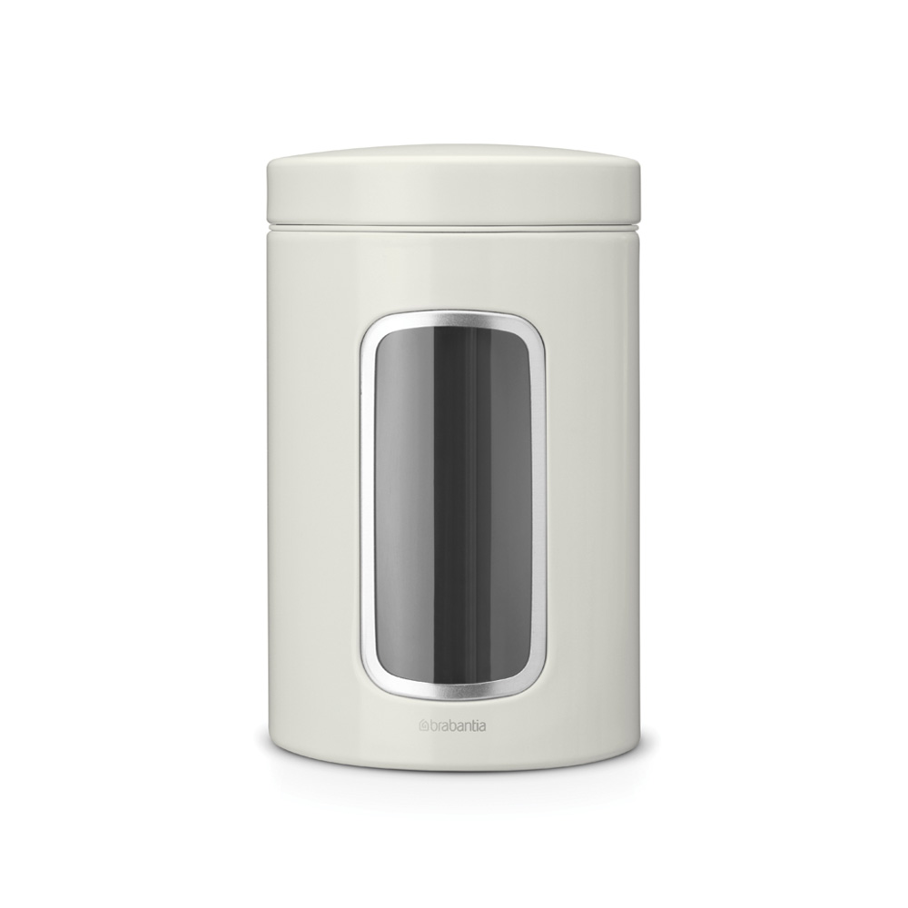 Буркан Brabantia Window 1.4L, White