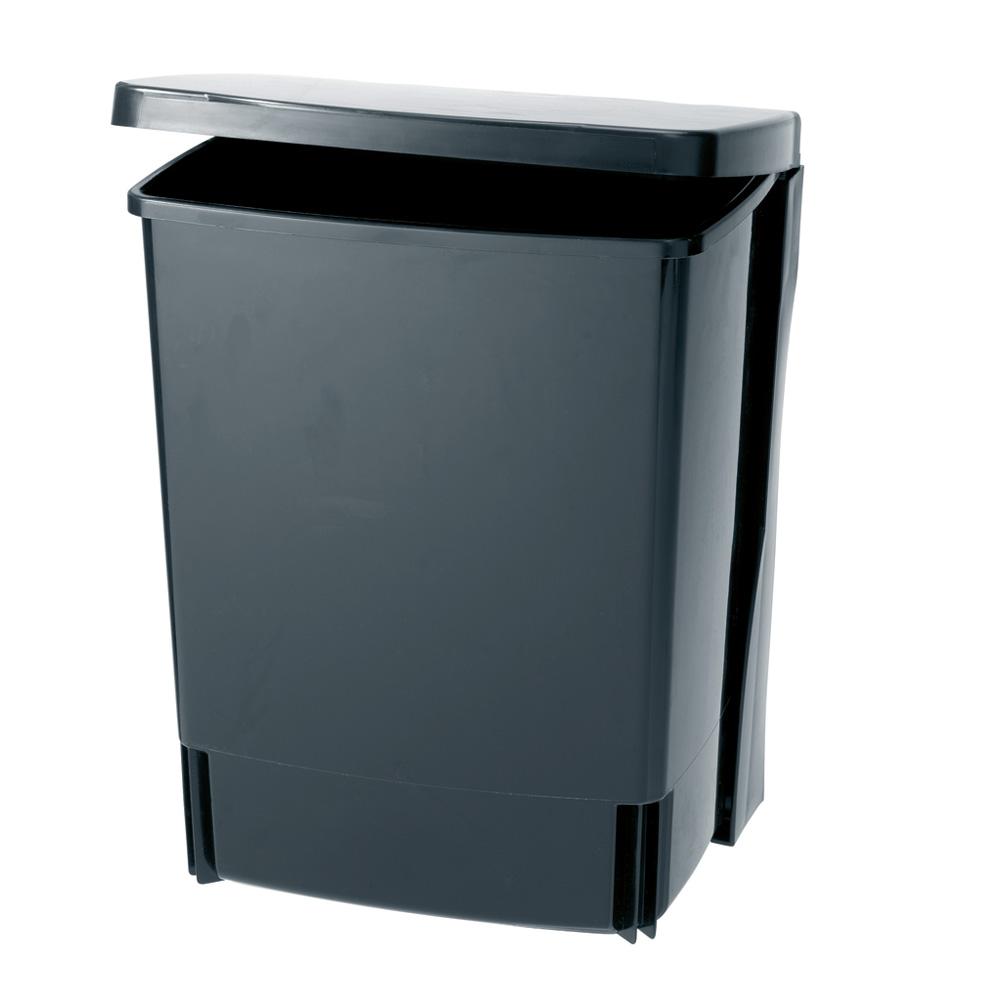 Кош за смет за вграждане Brabantia Built-In 10L, Black(1)