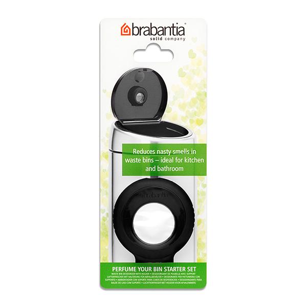 Ароматизатор за кош за смет Brabantia, държач и 1 капсула