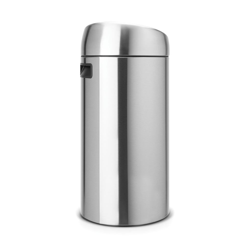 Кош за смет Brabantia Touch Bin 2x20L, Matt Steel Fingerprint Proof(1)