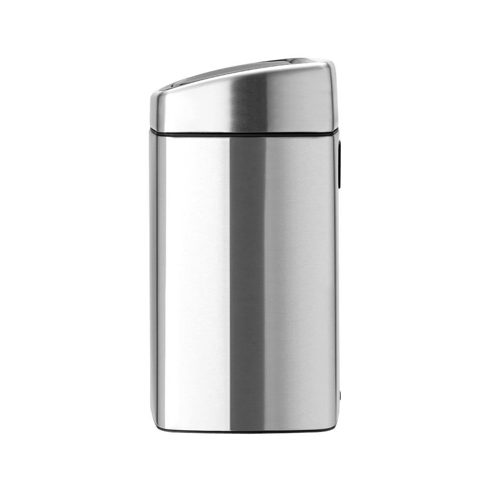 Кош за смет Brabantia Touch Bin 10L, Matt Steel Fingerprint Proof(1)
