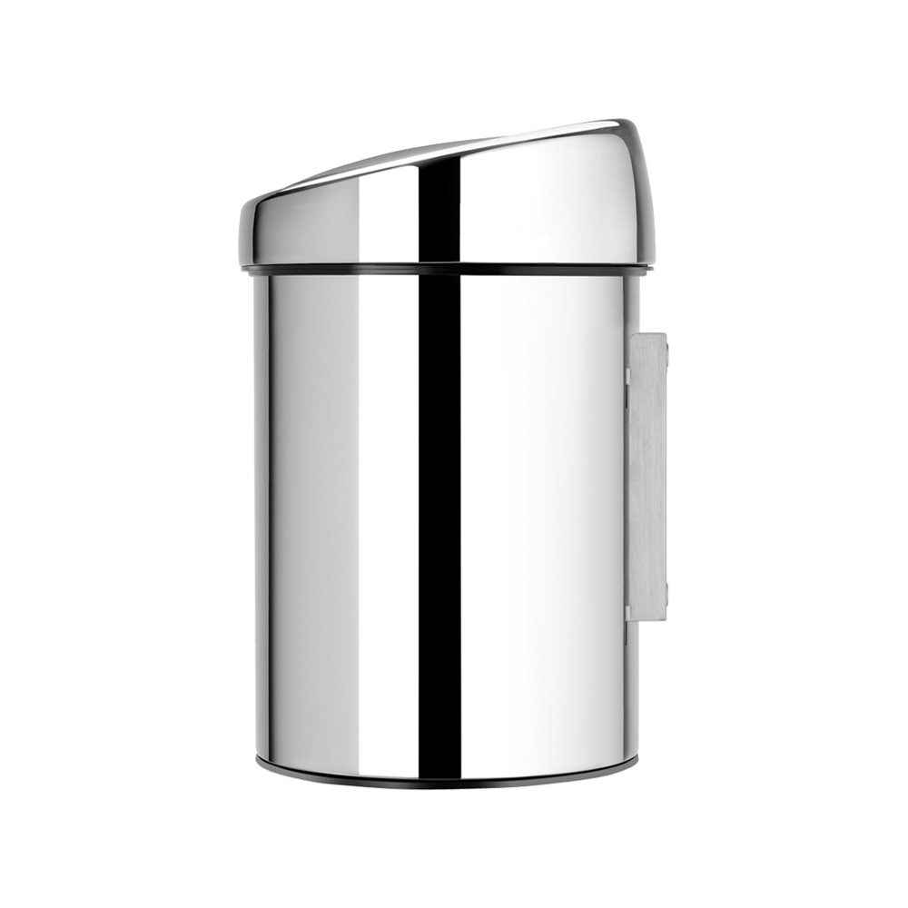 Кош за смет Brabantia Touch Bin 3L, Brilliant Steel(2)