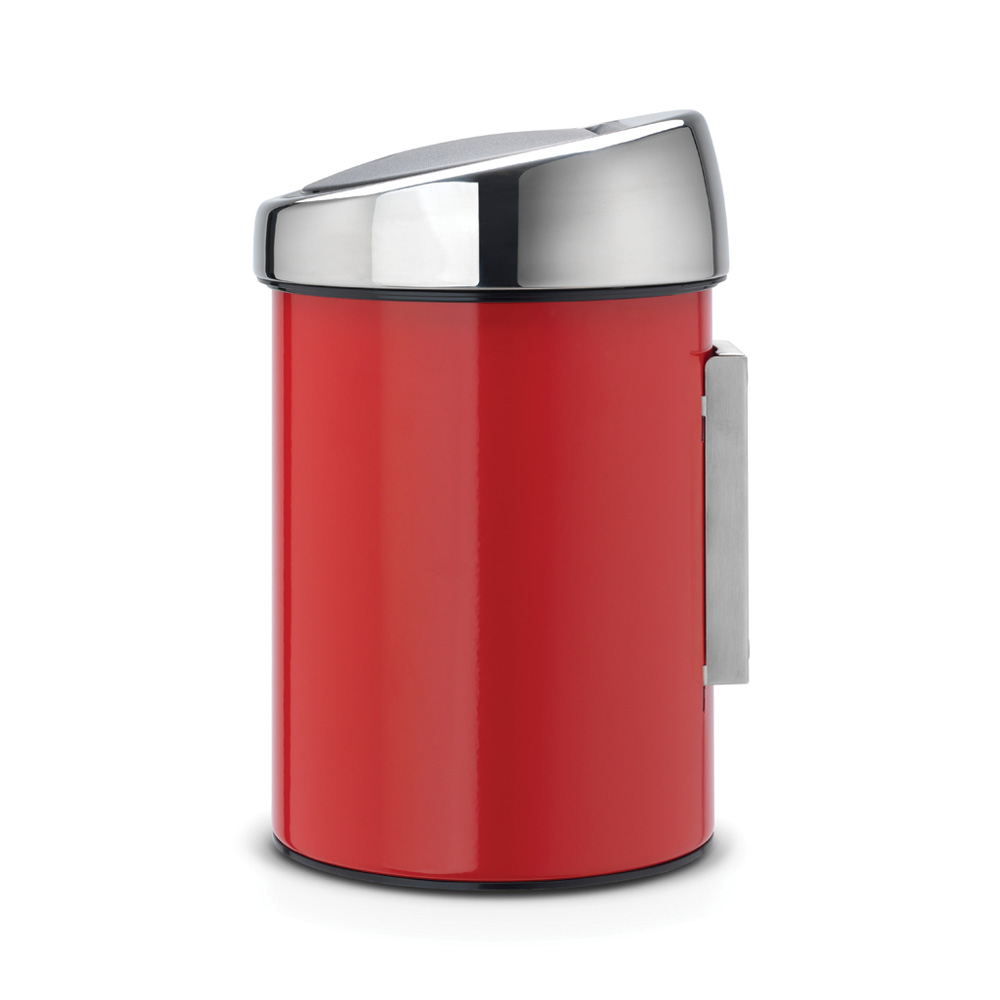 Кош за смет Brabantia Touch Bin 3L, Passion Red(1)