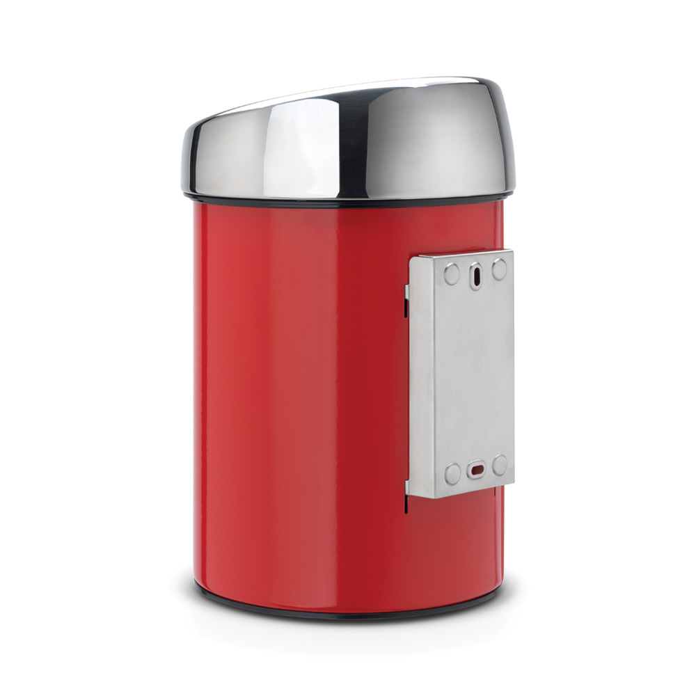 Кош за смет Brabantia Touch Bin 3L, Passion Red(2)