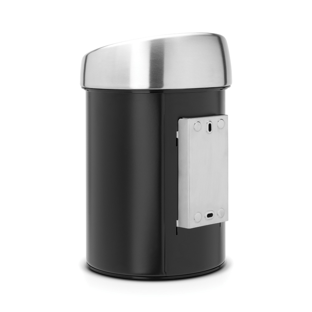 Кош за смет Brabantia Touch Bin 3L, Matt Black(2)