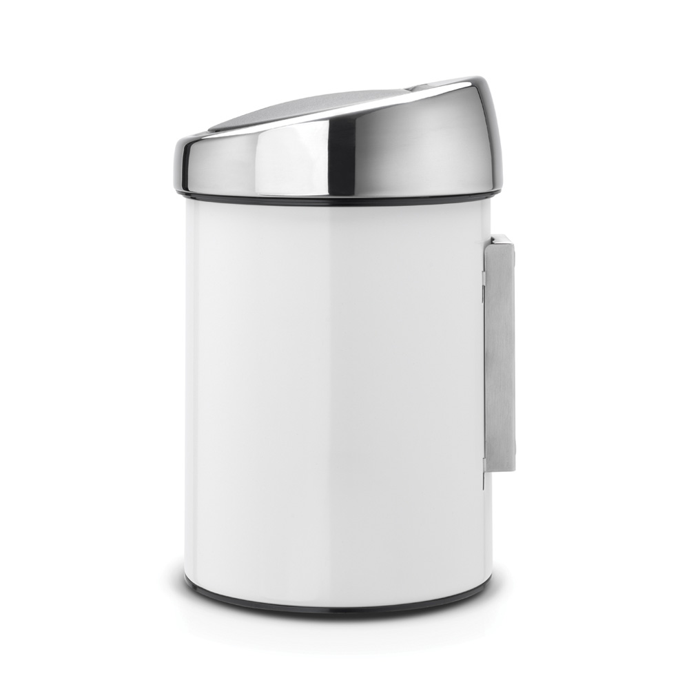 Кош за смет Brabantia Touch Bin 3L, White(1)