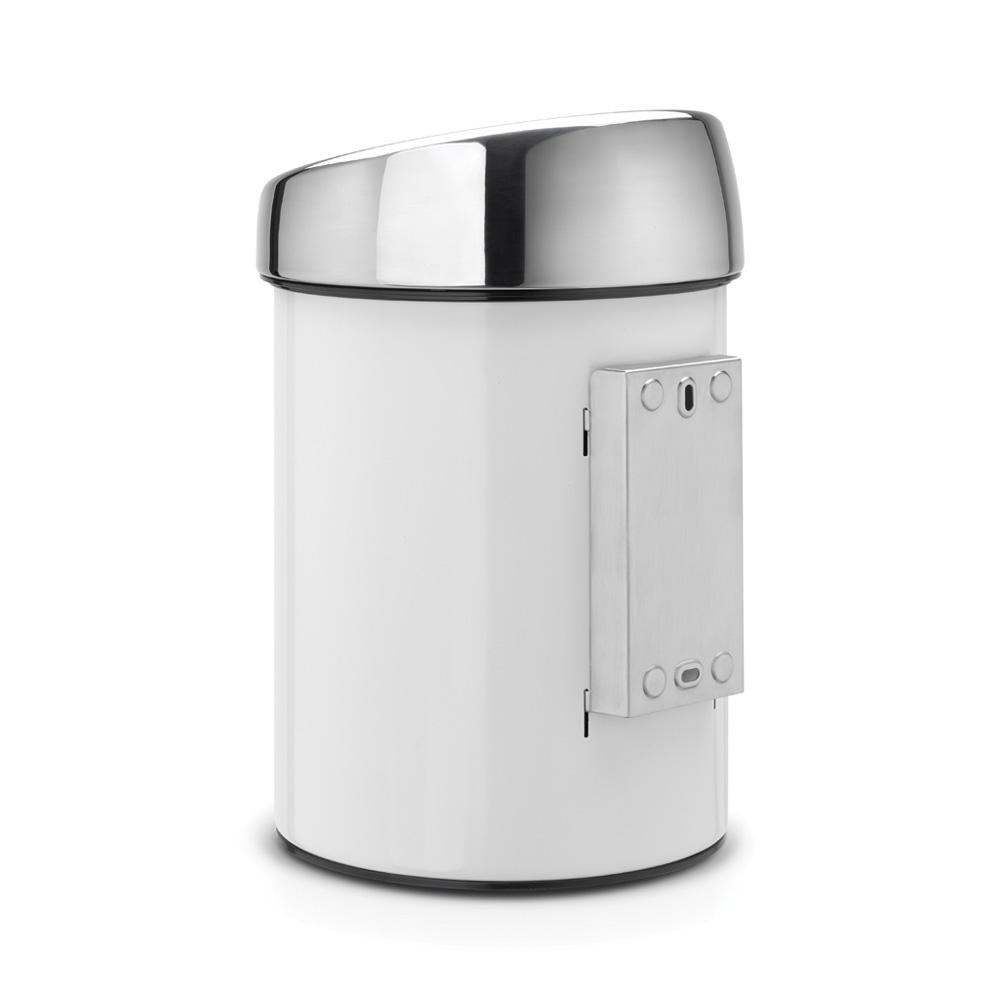 Кош за смет Brabantia Touch Bin 3L, White(2)