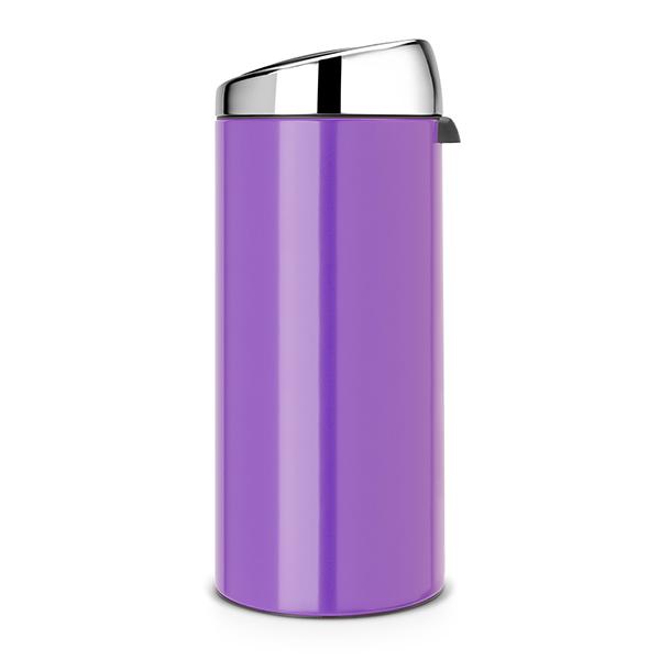 Кош за смет Brabantia Touch Bin 30L, Pansy Purple (2)